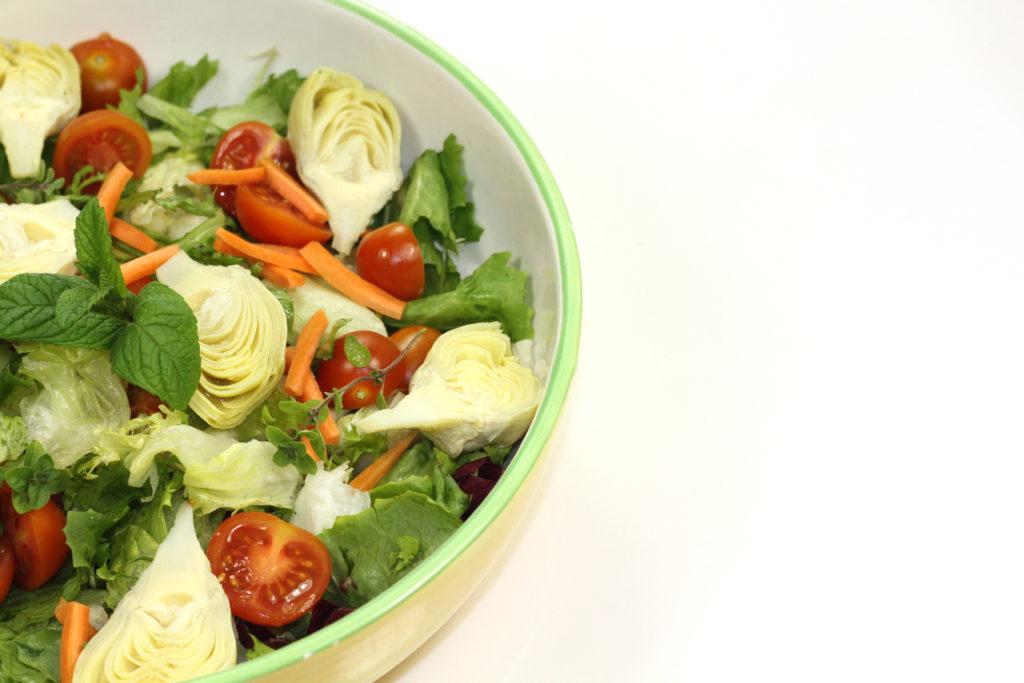 artichoke salad omni drops diet program phase 3 recipes