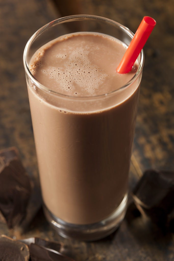 chocolate shake omni drops diet phase 3 recipes